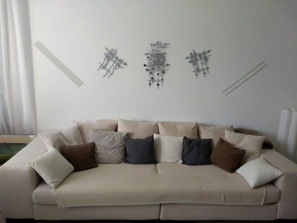 sehr schönes und breites 4Sitz Sofa in Zehlendorf
