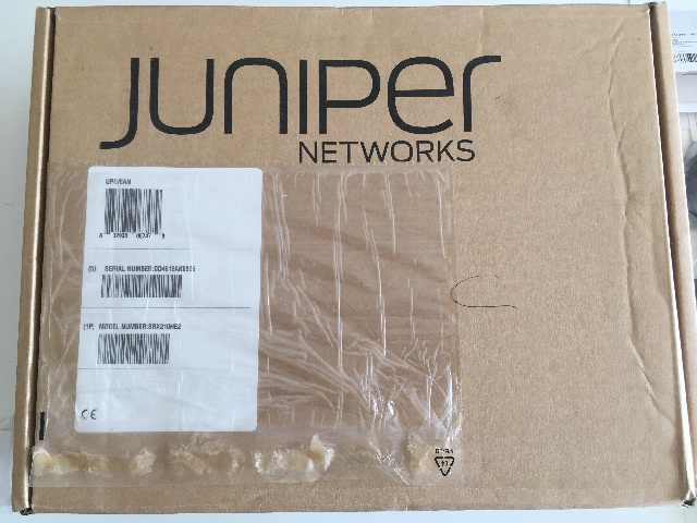 juniper switch srx210 router berlin