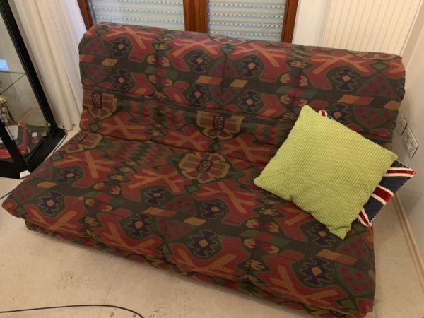 diese Couch wird in Sennfeld gespendet