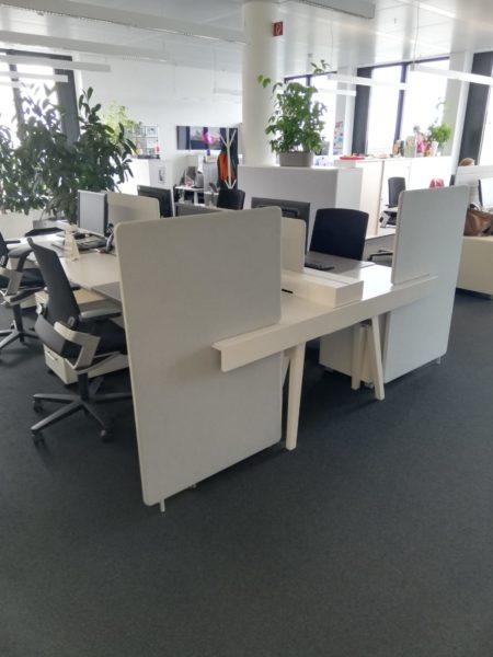 gespendet werden Vitra Büromoebel in Düsseldorf