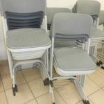 Spende: stapelbare Schulstühle Kaufbeuren Schwaben