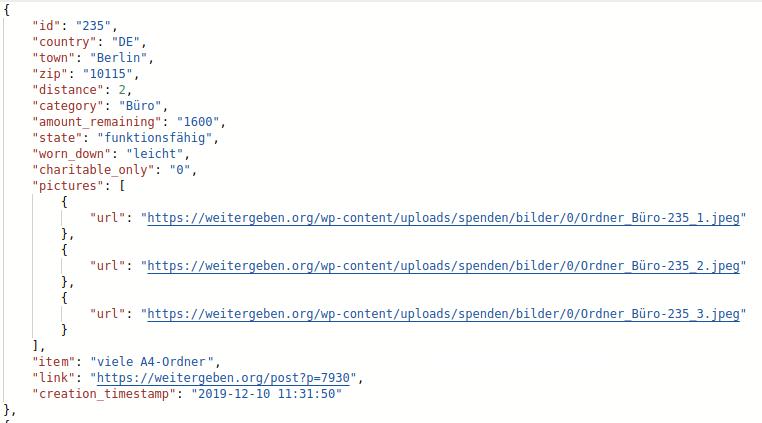 zu sehen: Programmierer-code