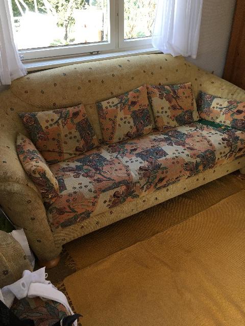 gebrauchtes sofa in Berlin Buckow