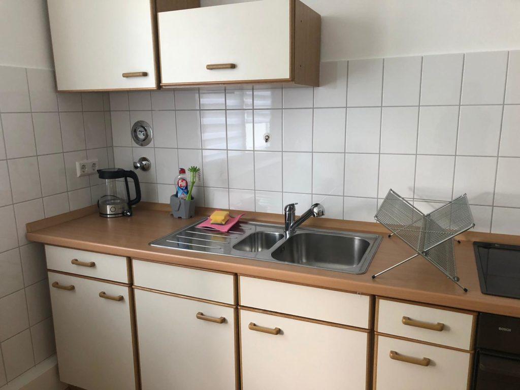 komplette Küche wird in Münster verschenkt