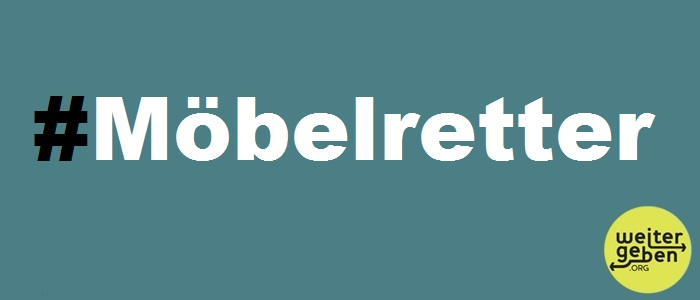 Text: #Möbelretter