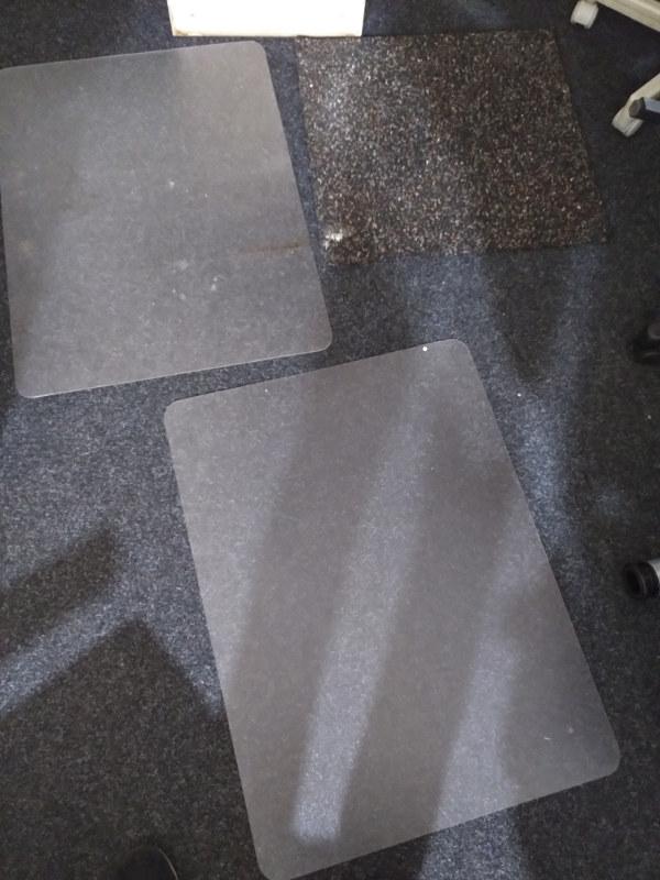 zu sehen: Rollmatten