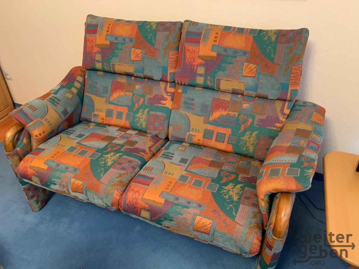 2-Sitzer Sofa in Berlin