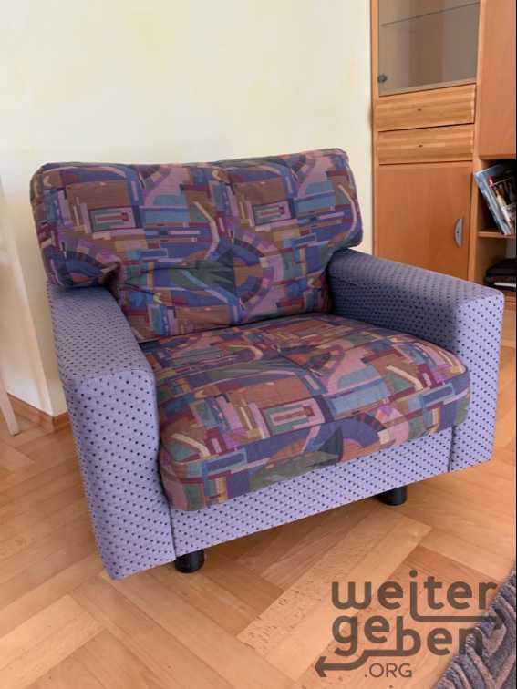 2 Sessel ein 2-Sitzer-Sofa in Schweinfurt