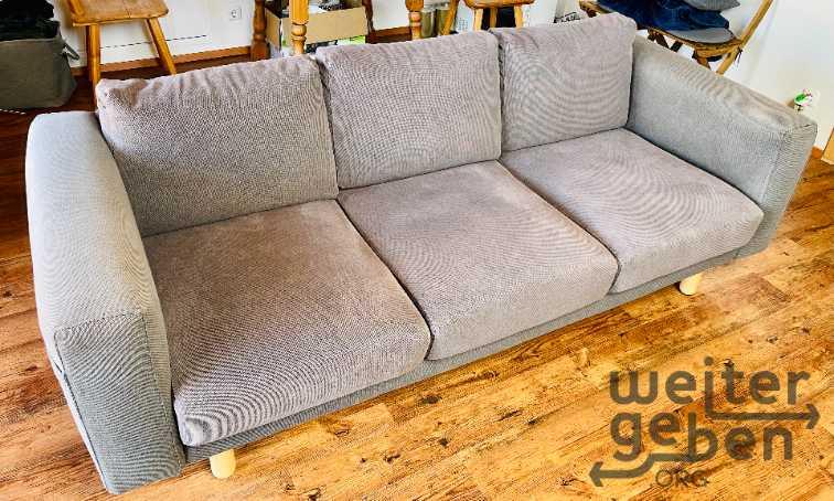 3er-Sofa in Piding