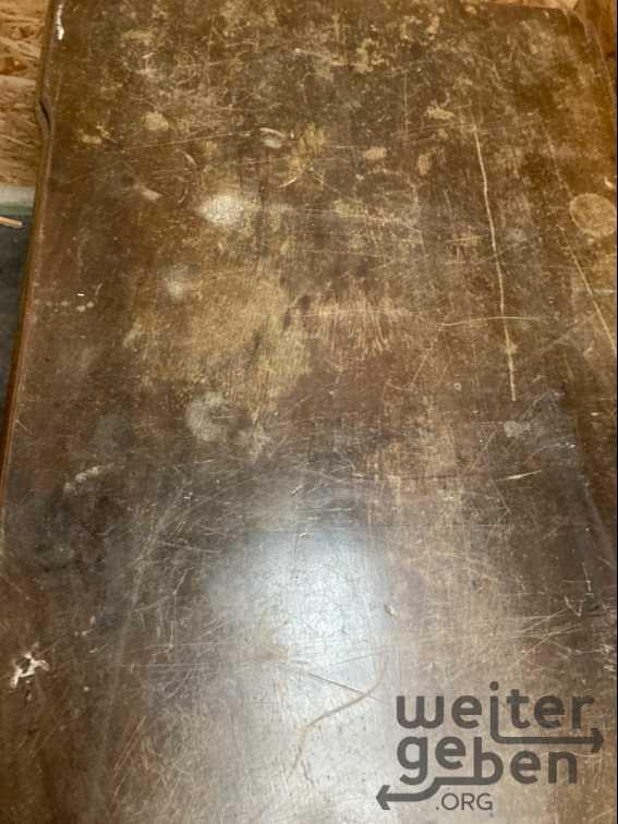 Alter Schreibtisch  in Blumenthal
