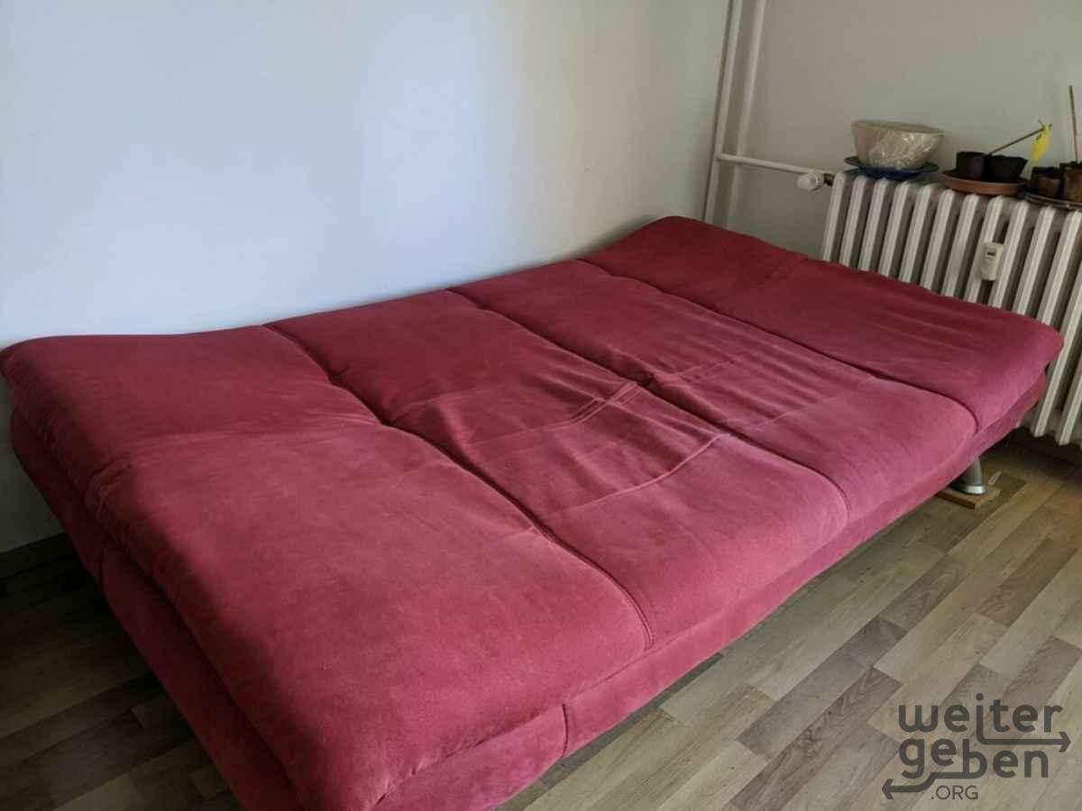 Aufklapp-Couch in Berlin
