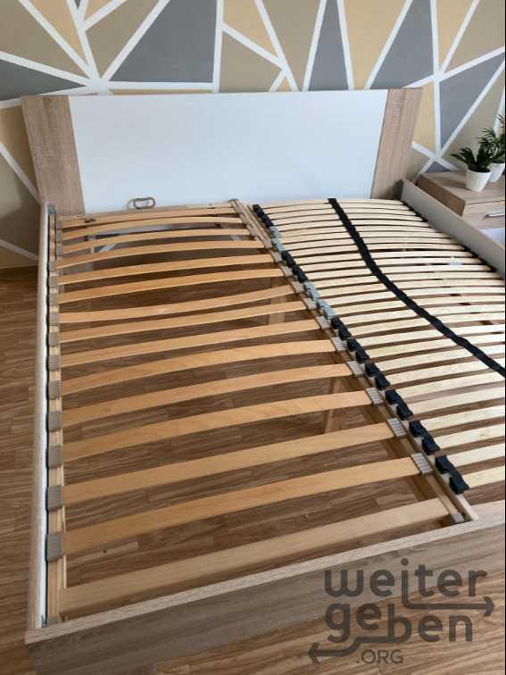 Bett  in Münchberg