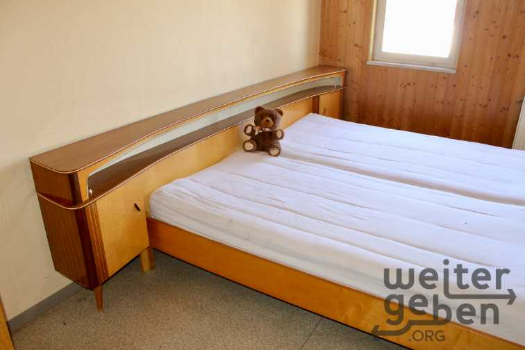 Bett in Presseck