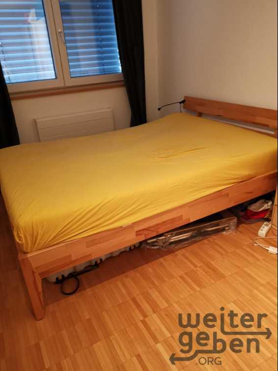 Bett in Ulm