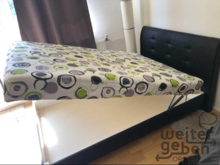 Bett in Berlin