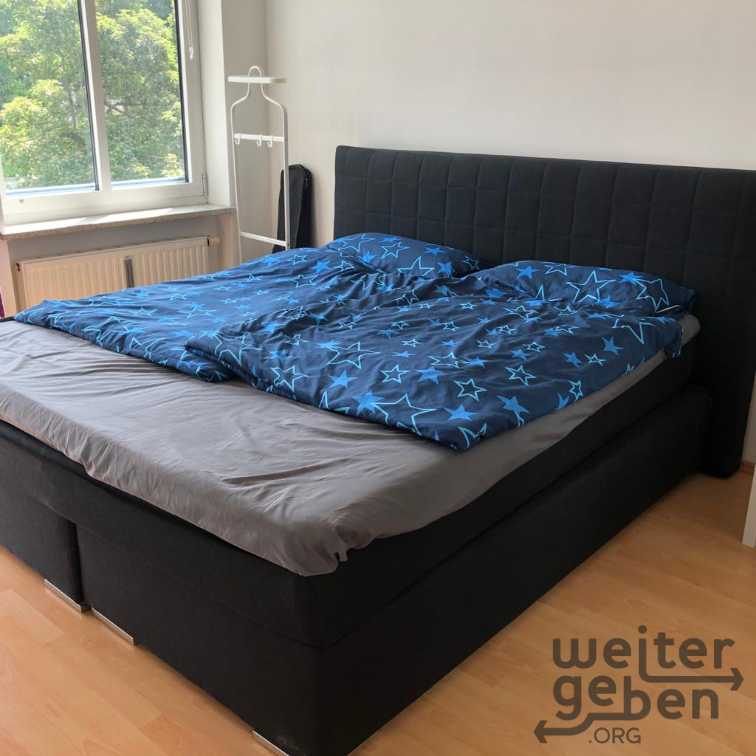 Doppelbett in München
