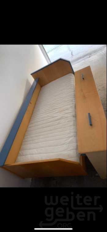 Bett  in Klagenfurt
