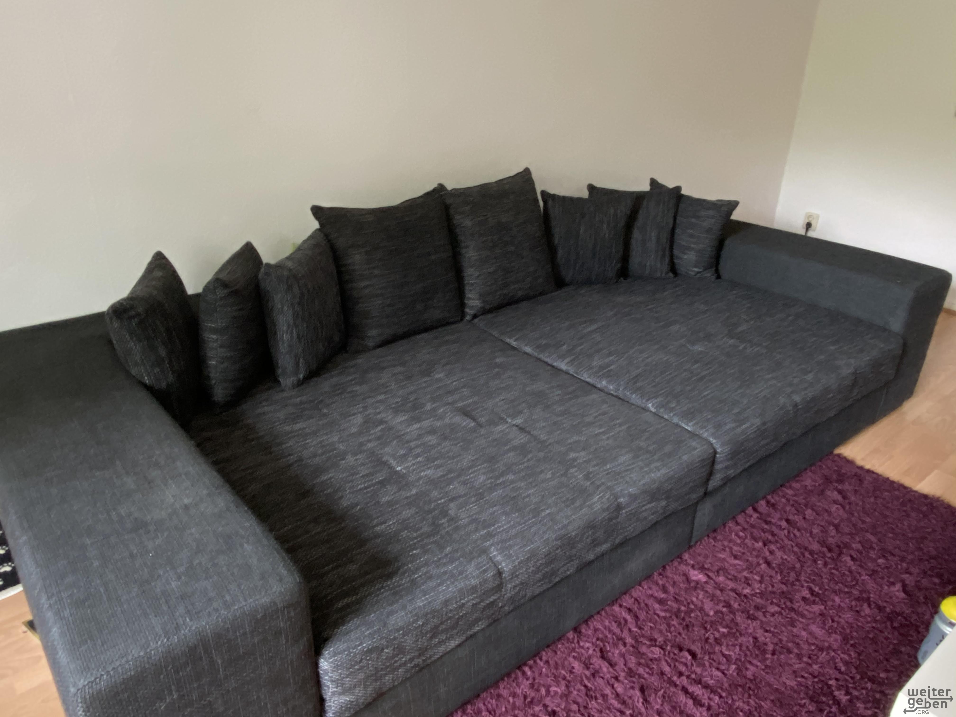 Big Sofa in Berlin