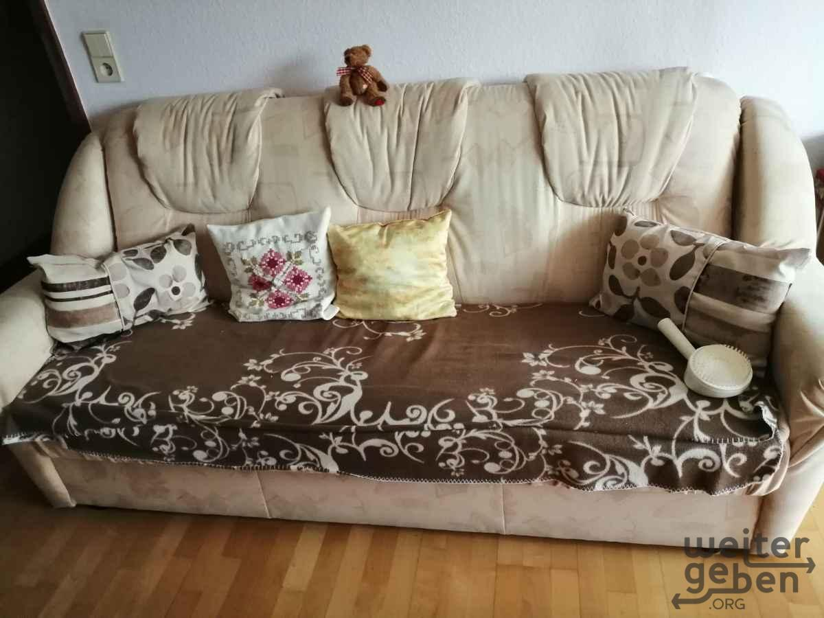 Couch und Sessel  in Weinheim