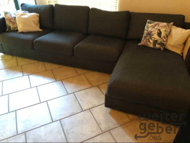 Ikea Couch / Sofa in Bad Sobernheim