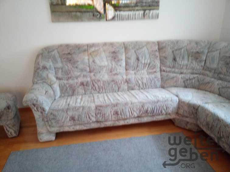 Couchgarnitur in Völklingen