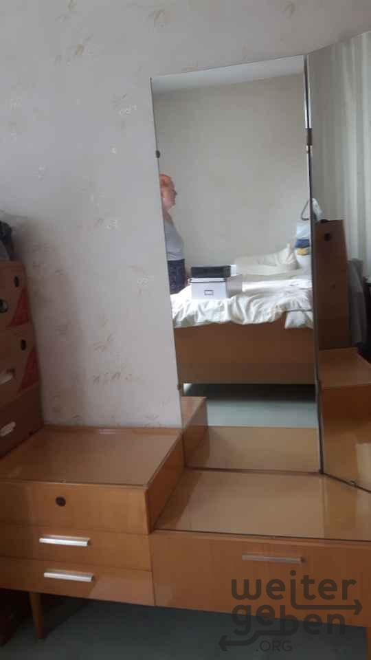 Doppelbett in Berlin
