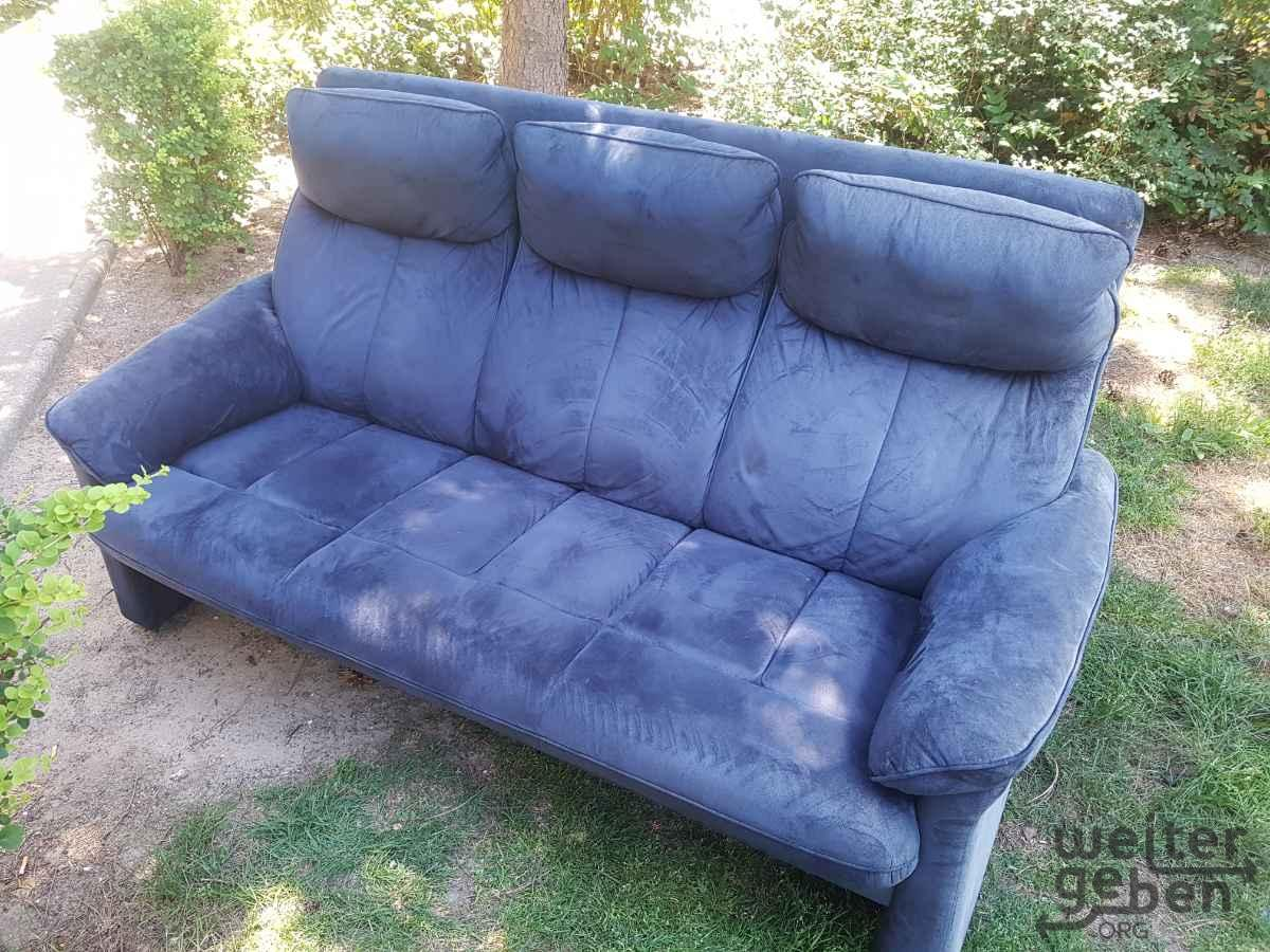 Dreisitzer Sofa in Berlin Spandau