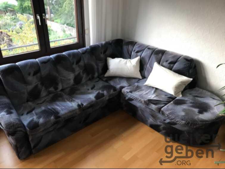 Eck-Couch  in Köngen