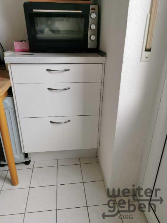 Einbauküche ohne Elektrogeräte in Mülheim an der Ruhr