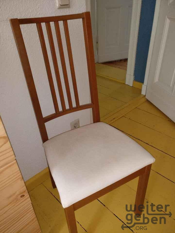 Esstisch mit 4 Stühlen in Berlin