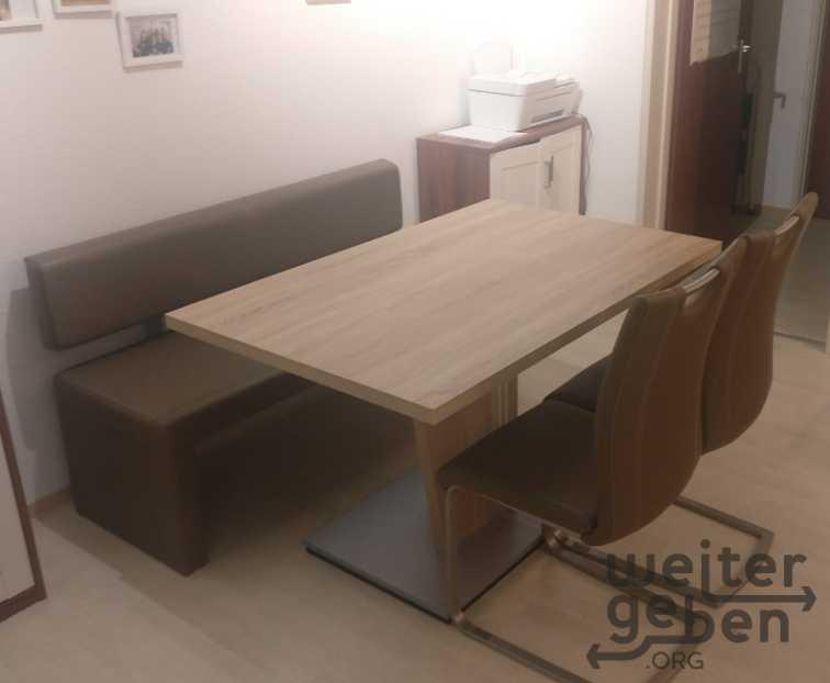 Esstisch, Bank und Stühle in Kaiserslautern
