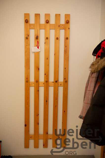 Garderobe in berlin