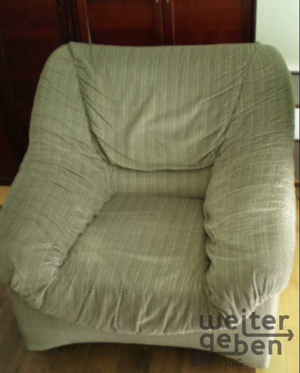Garnitur Sofa und 2 Sessel in Berlin
