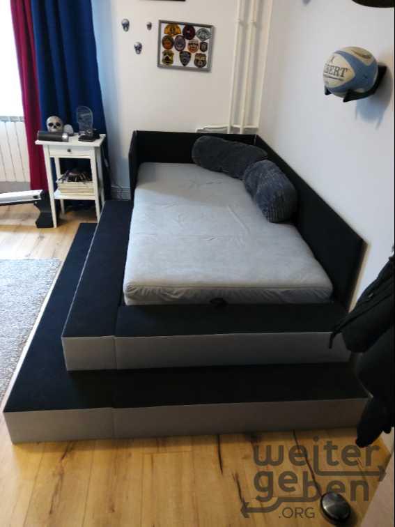 Jugendbett in Berlin