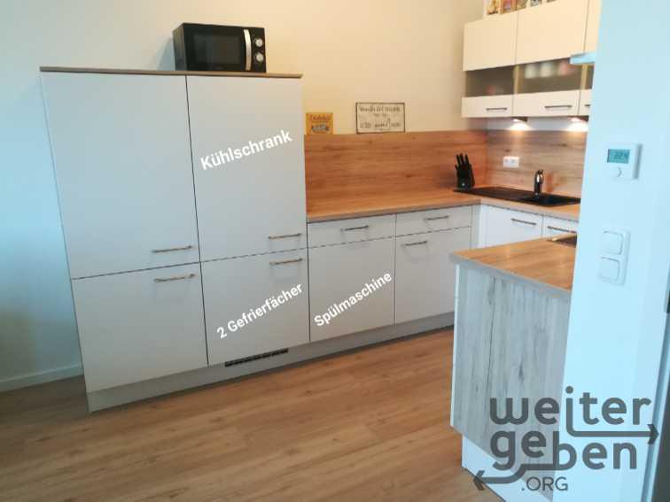 Küche in Friedberg