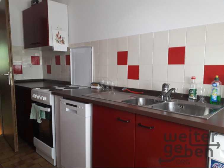 Küche mit 4 Elektrogeräten  in Berlin