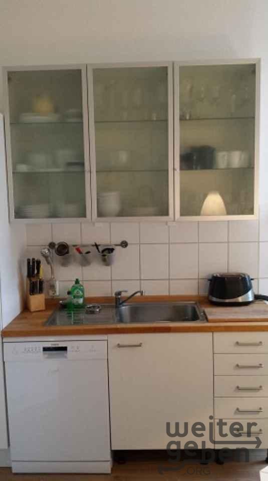 zwei Küchenzeilen in Berlin