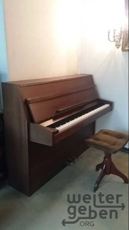 Klavier in Berlin