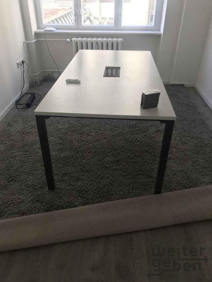 Konferenztisch in Berlin