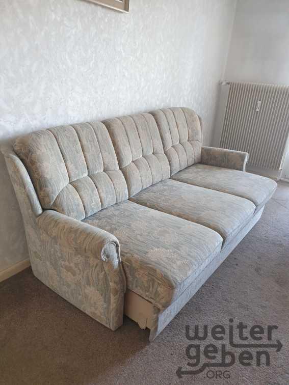 Schlaf- Couch in Tauberbschofsheim