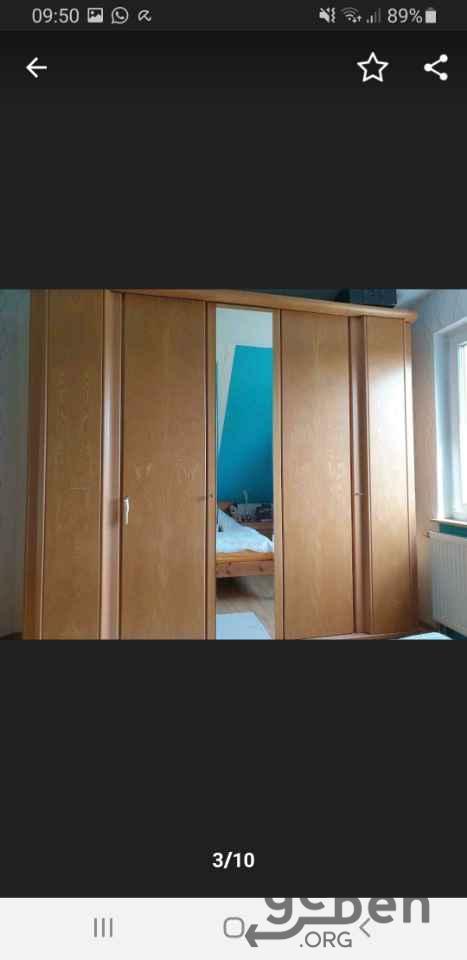 Schlafzimmer  in Blankenfelde-Mahlow