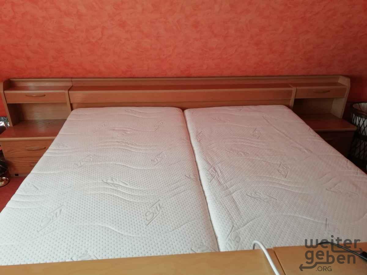 komplettes Schlafzimmer in Fuldabrück