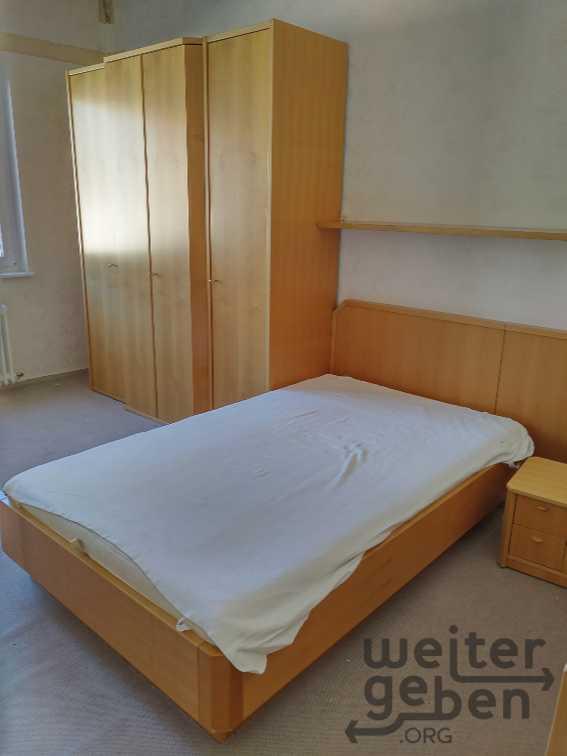 Schlafzimmer in Berlin