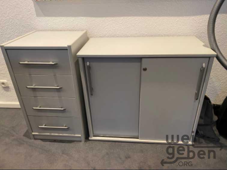 kleine Büroschränke in München
