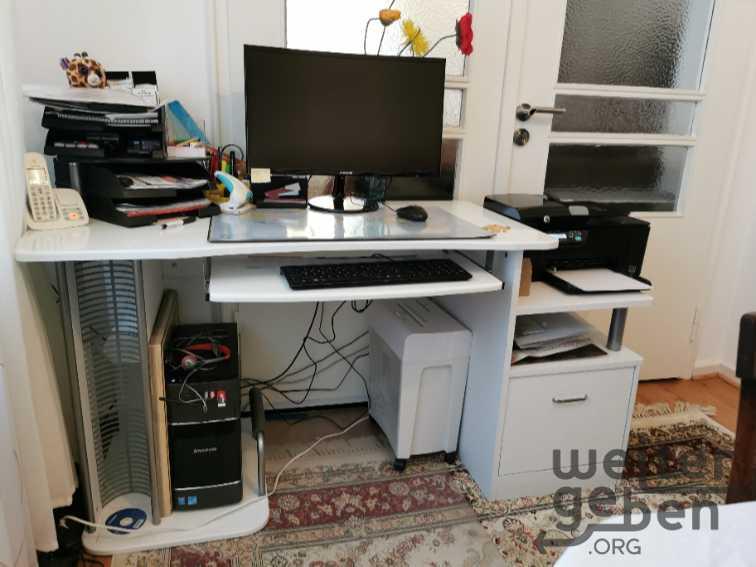 Schreibtisch / Computertisch in Mülheim an der Ruhr