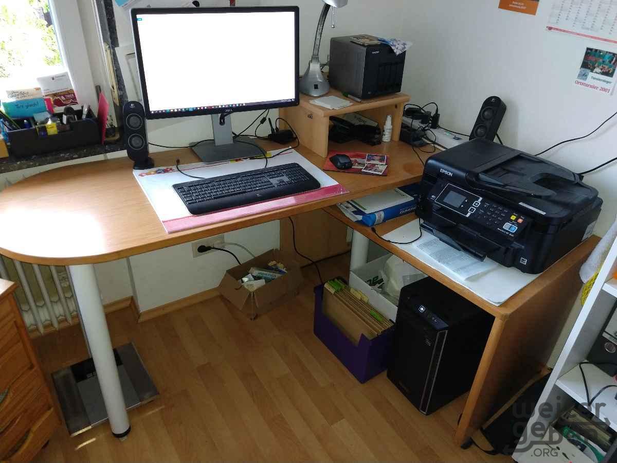 Schreibtisch in Karlsbad