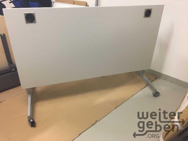 rollbare und klappbare Schreibtische in München