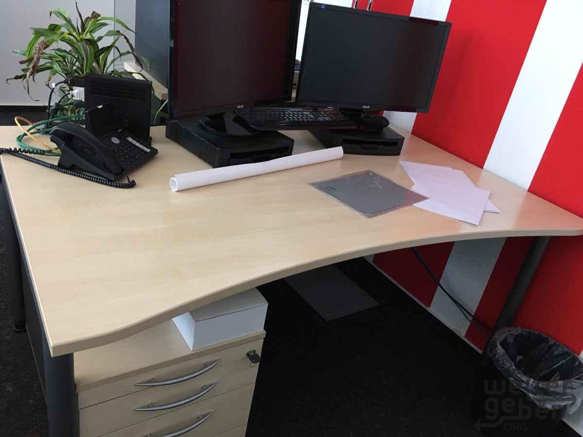 Schreibtisch in Hamburg
