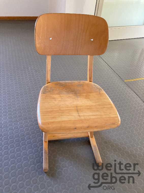 Schultische / Stühle in Fischbachau