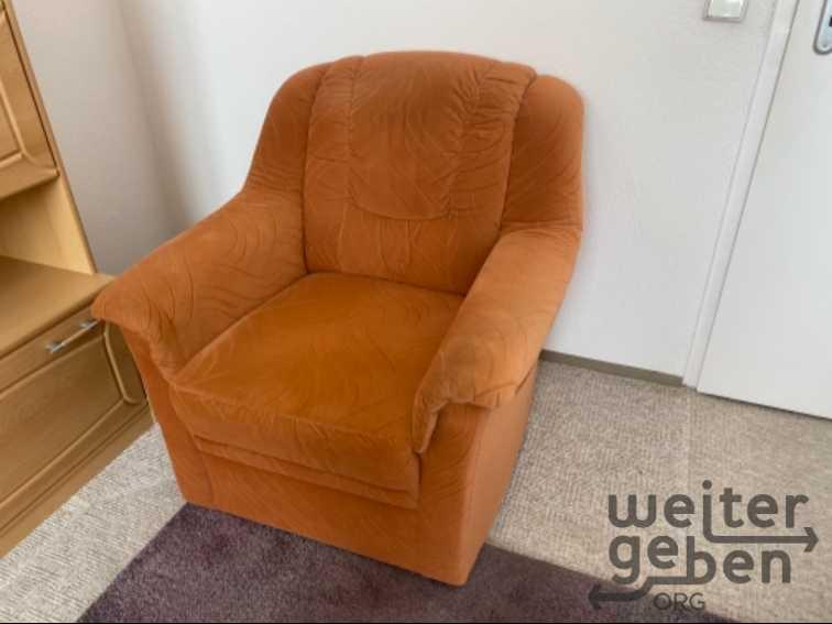 Sessel in Potsdam